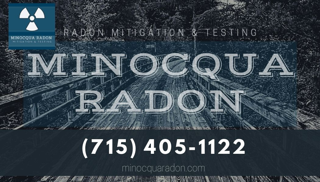 Business Contractor Card Minocqua Radon Testing and Mitigation 11070 Bellwood Dr Ste 42, Minocqua, WI 54548 715-405-1122