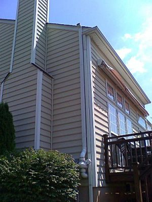 Minocqua Radon Mitigation & Testing Oneida County, 11070 Bellwood Dr Ste 42, Minocqua, WI 54548 Outside Installation